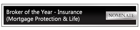 Broker of the Year Insurance Mortgage Protection Life