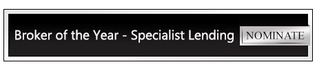 Broker of the Year Specialist Lending