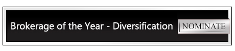 Brokerage of the Year Diversification
