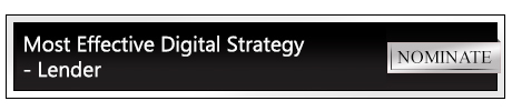 Most Effective Digital Strategy Lender