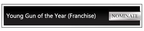 Young Gun of the Year Franchise