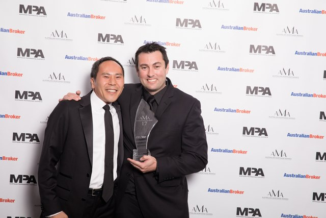 ALI Group broker of the year insurance  - Robert Trewin Mortgage Broking - Robert Trewin - Huy Truong